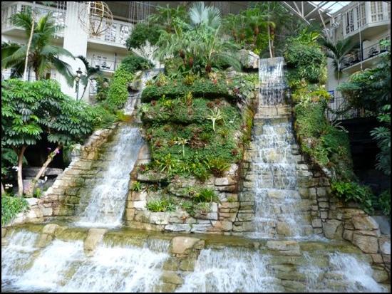 Cascades Atrium