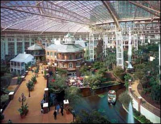 Delta Atrium