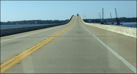 Choctawhatchee Bay Bridge
